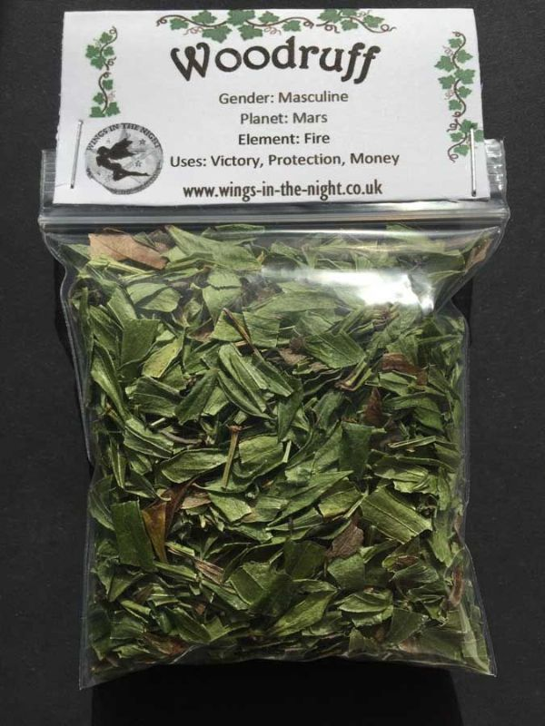 WOODRUFF Dried Magical Herb